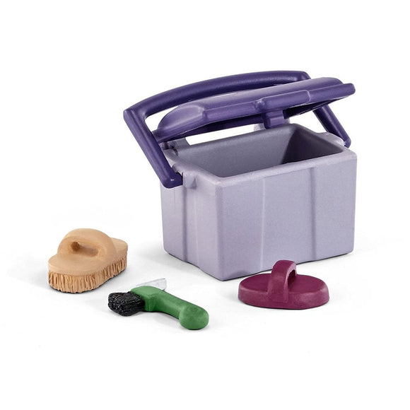 Schleich Grooming Kit - AnimalKingdoms.co.nz