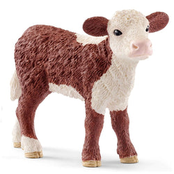 Schleich Hereford Calf - AnimalKingdoms.co.nz