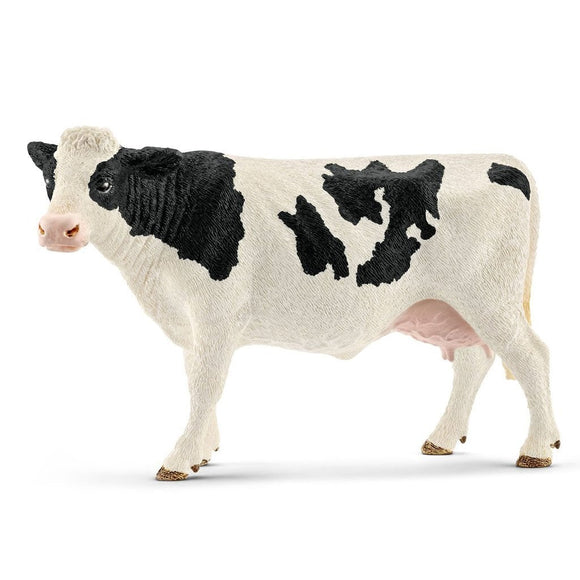 Schleich Holstein Cow-13797-Animal Kingdoms Toy Store