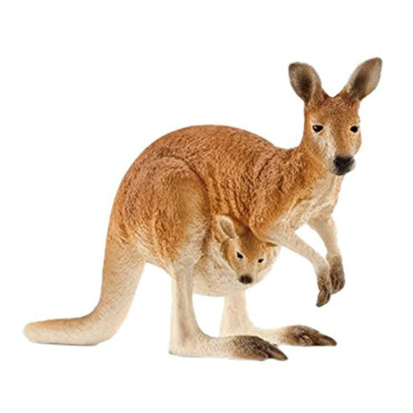 Schleich Kangaroo - Wild Life - AnimalKingdoms.co.nz