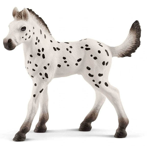 Schleich Knabstrupper Foal-13890-Animal Kingdoms Toy Store