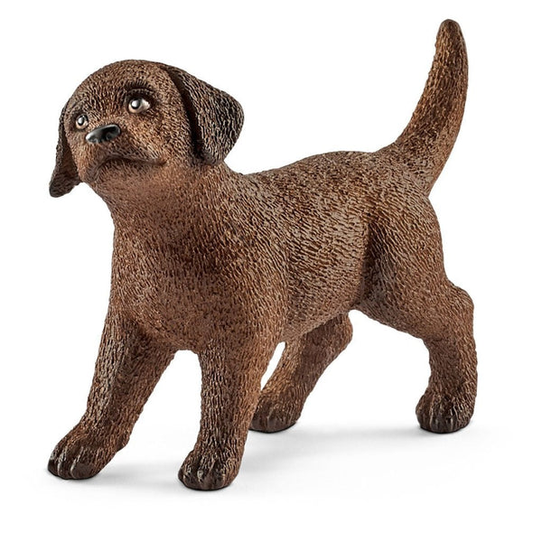 Schleich Labrador Retriever Puppy - AnimalKingdoms.co.nz