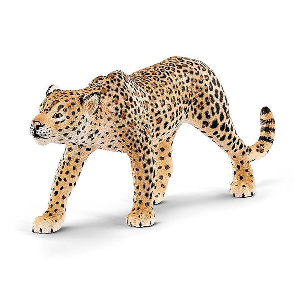 Schleich Leopard - Wild Life - AnimalKingdoms.co.nz