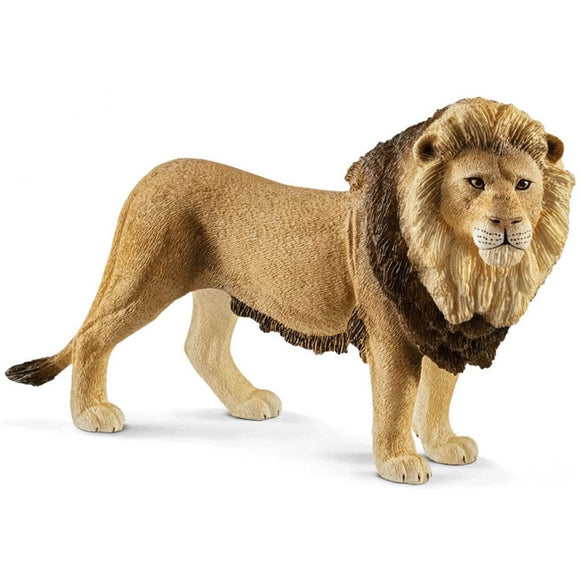 Schleich Lion - Wild Life - AnimalKingdoms.co.nz