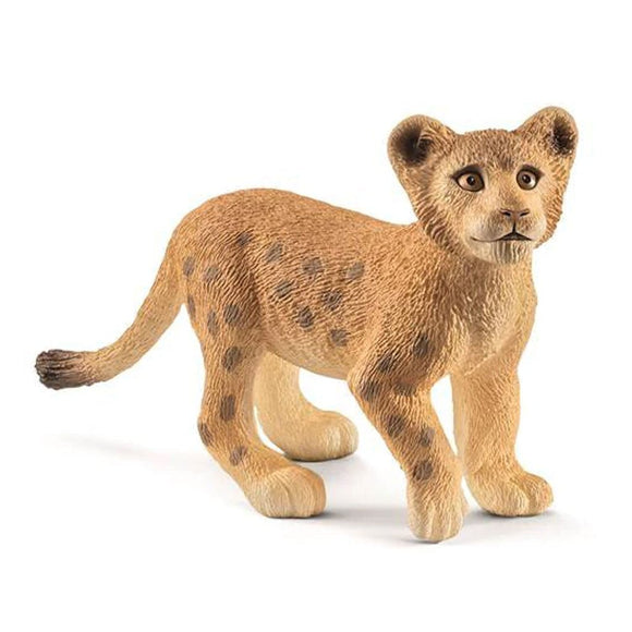 Schleich Lion Cub - Wild Life - AnimalKingdoms.co.nz