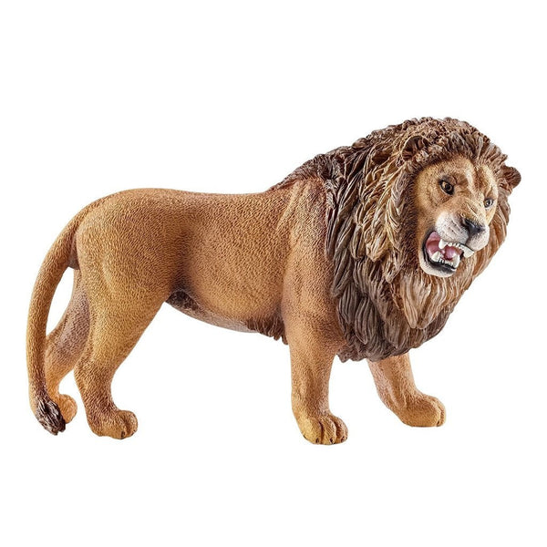 Schleich Lion Roaring-14726-Animal Kingdoms Toy Store