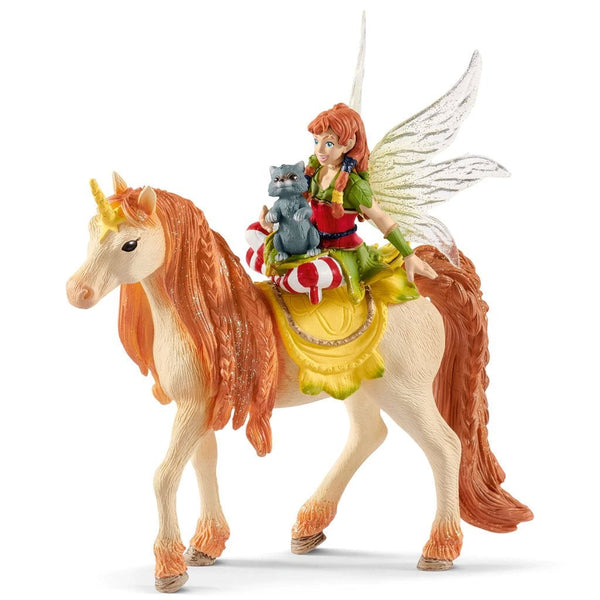 Schleich Marween with Glitter Unicorn-70567-Animal Kingdoms Toy Store