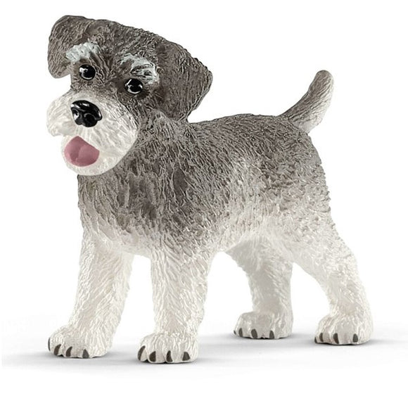 Schleich Miniature Schnauzer - AnimalKingdoms.co.nz