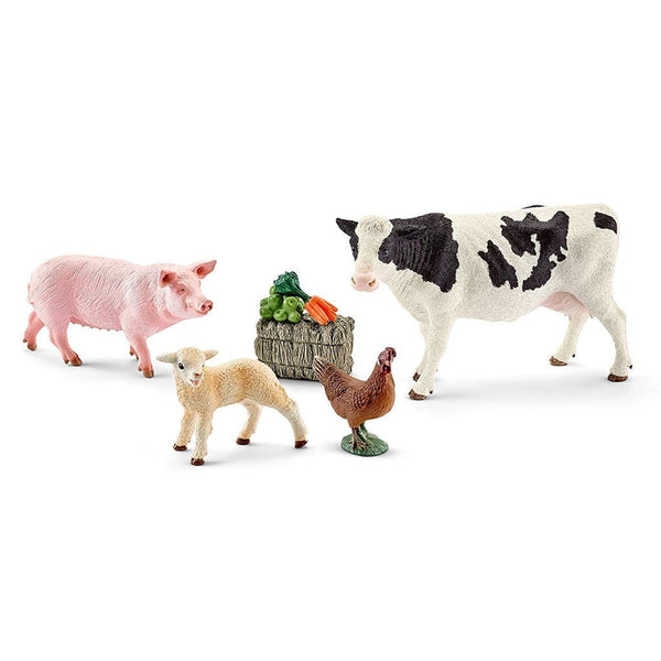 Schleich My First Farm Animals - AnimalKingdoms.co.nz