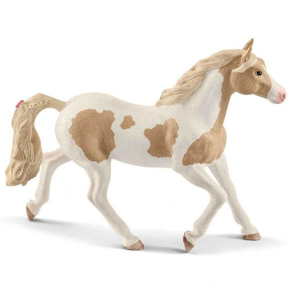 Schleich Paint Horse Mare - Horse Club - AnimalKingdoms.co.nz