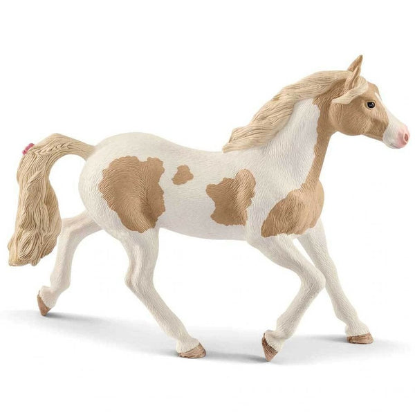 Schleich Paint Horse Mare-13884-Animal Kingdoms Toy Store