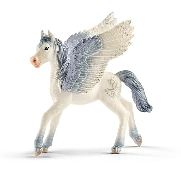 Schleich Pegasus Foal-70543-Animal Kingdoms Toy Store