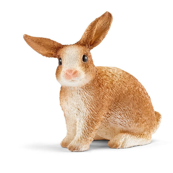 Schleich Rabbit-13827-Animal Kingdoms Toy Store