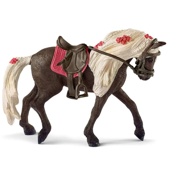 Schleich Rocky Mountain Horse mare horse show - AnimalKingdoms.co.nz