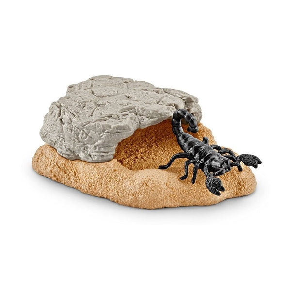 Schleich Scorpion Cave-42325-Animal Kingdoms Toy Store