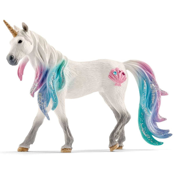 Schleich Sea Unicorn Mare-70570-Animal Kingdoms Toy Store
