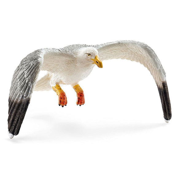 Schleich Seagull - Wild Life - AnimalKingdoms.co.nz