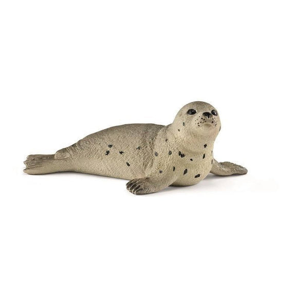 Schleich Seal Cub-14802-Animal Kingdoms Toy Store