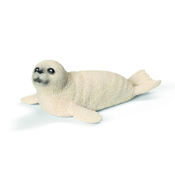 Schleich Seal Pup-14703-Animal Kingdoms Toy Store