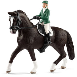 Schleich Show Jumper and Horse - AnimalKingdoms.co.nz