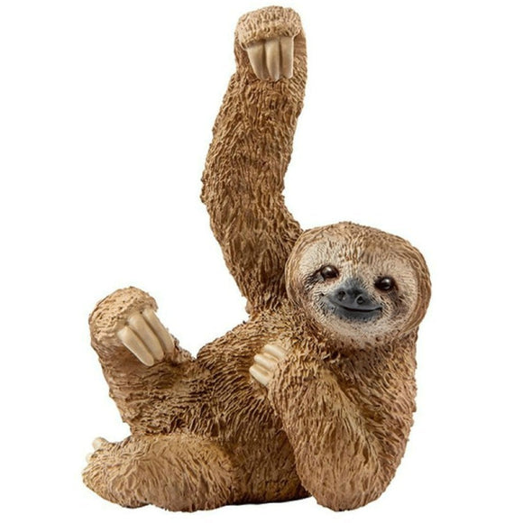 Schleich Sloth - Wild Life - AnimalKingdoms.co.nz