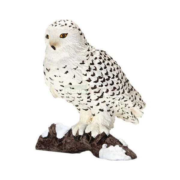 Schleich Snowy Owl - AnimalKingdoms.co.nz