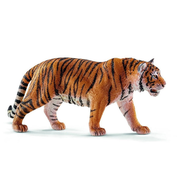 Schleich Tiger - Wild Life - AnimalKingdoms.co.nz