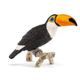 Schleich Toucan-14777-Animal Kingdoms Toy Store