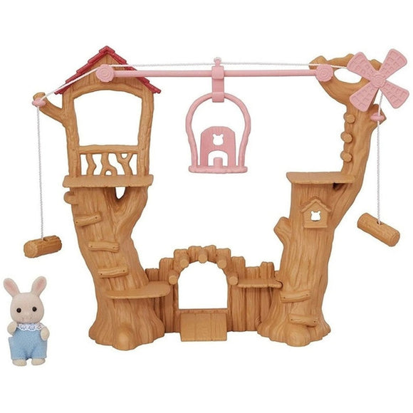Sylvanian Families Baby Ropeway Park-5452-Animal Kingdoms Toy Store