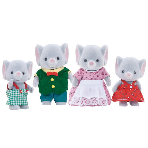 Sylvanian Families Elephant Family-3558-Animal Kingdoms Toy Store
