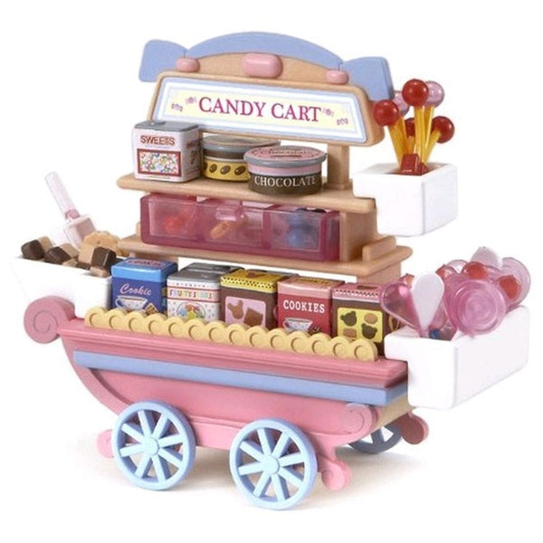 Sylvanian Families Candy Cart-5053-Animal Kingdoms Toy Store