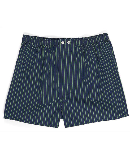 Men's Fine Cotton Boxer Shorts made with Liberty Fabric - Jake