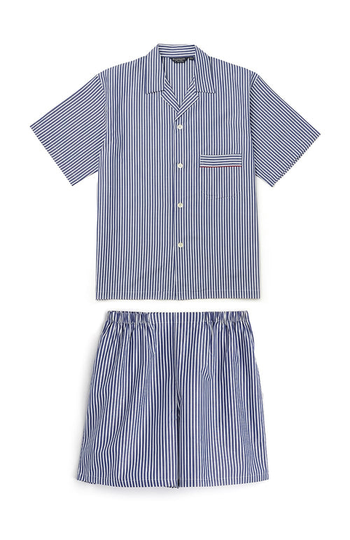 TWO-FOLD SHORT PYJAMAS - TF20