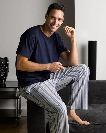Summer Weight Pyjama Trousers (5528)