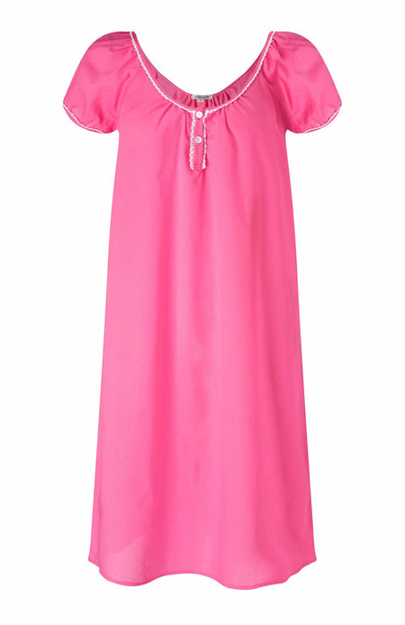 Lucy Nightdress (lucy) - Pink