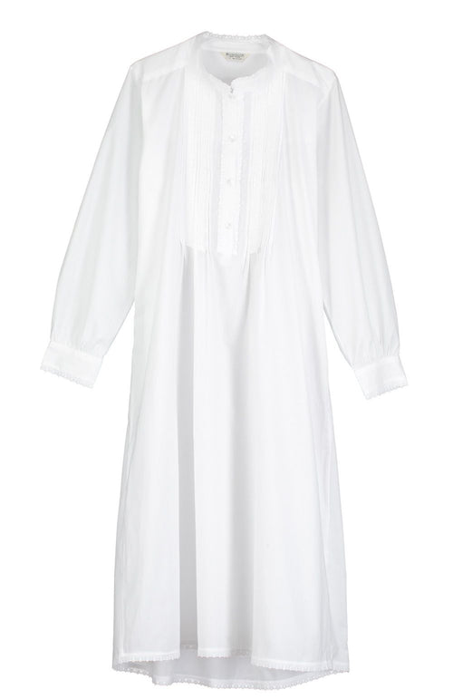 RUTH NIGHTDRESS - WHITE