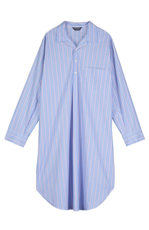 HERITAGE NIGHTSHIRT - A250 | Bonsoir of London