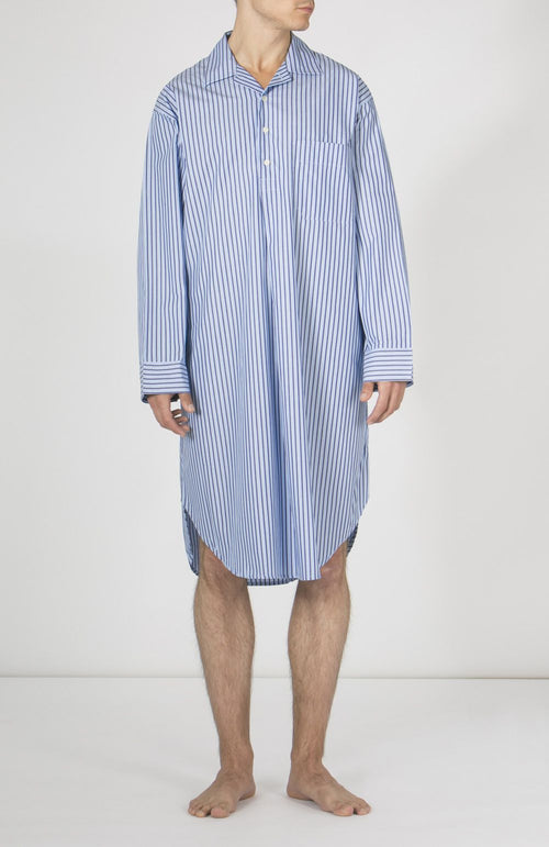 HERITAGE NIGHTSHIRT - A251 | Bonsoir of London