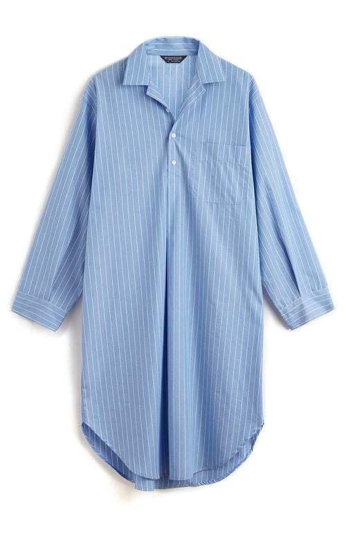 HERITAGE NIGHTSHIRT - A257 | Bonsoir of London