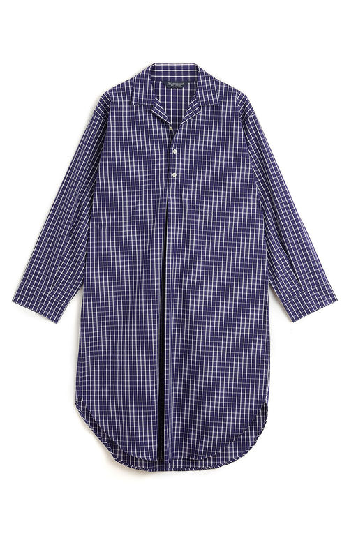 HERITAGE NIGHTSHIRT - A259 | Bonsoir of London