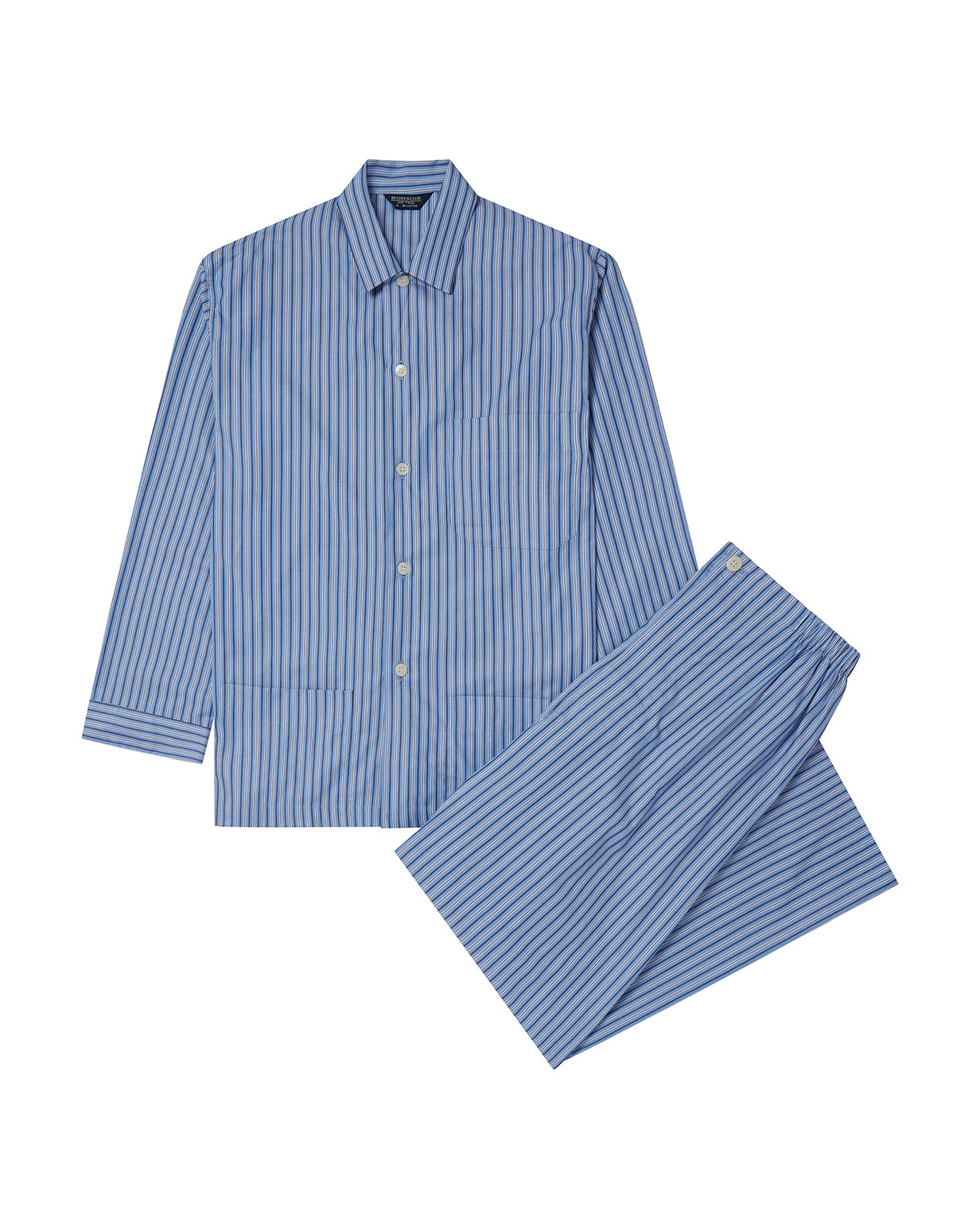 Men's Classic Cotton Pyjamas - A275