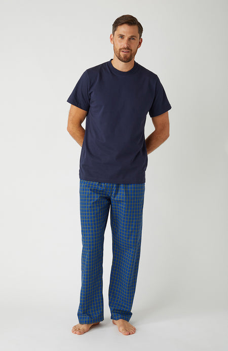 Classic Pyjama Trousers in A268 | Bonsoir of London