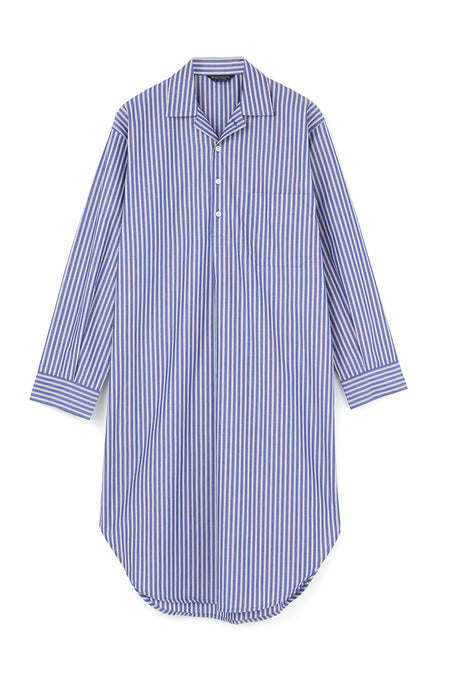 HERITAGE NIGHTSHIRT - A261 | Bonsoir of London