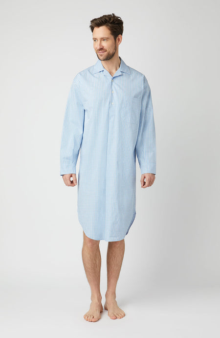 HERITAGE NIGHTSHIRT - A263 | Bonsoir of London