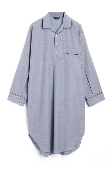 HERITAGE NIGHTSHIRT - STR3 | Bonsoir of London