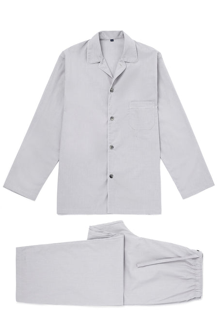 Contemporary Pyjamas (ampc) - Light Grey