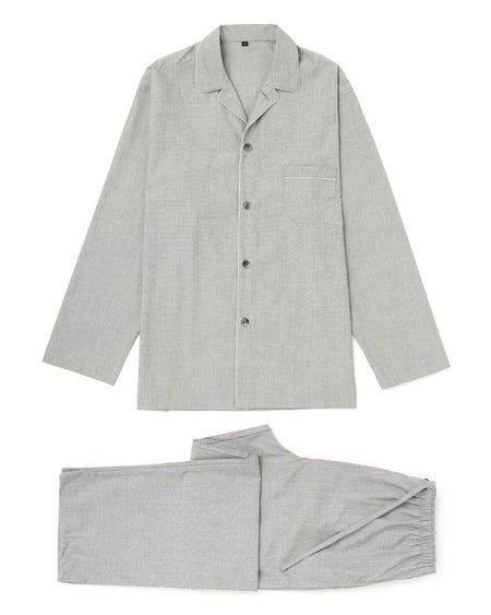 Contemporary Pyjamas (ampc) - Mid Grey