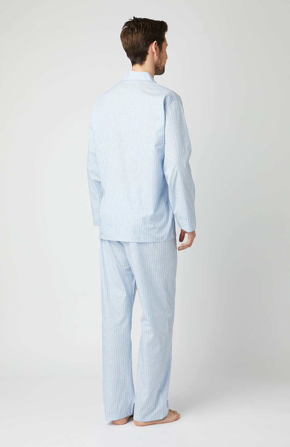 Mens Pyjamas Set - Back