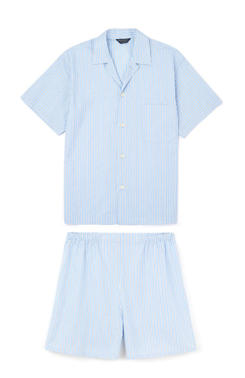 Mens Summer Pyjamas Set