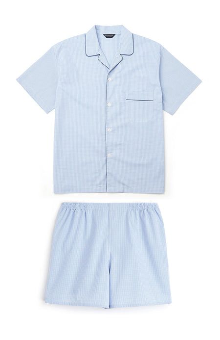 Mens Short Pyjama Set